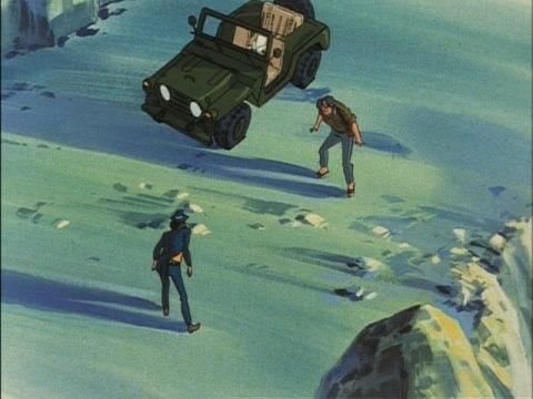 #6 ルパンが戦車でやってきた