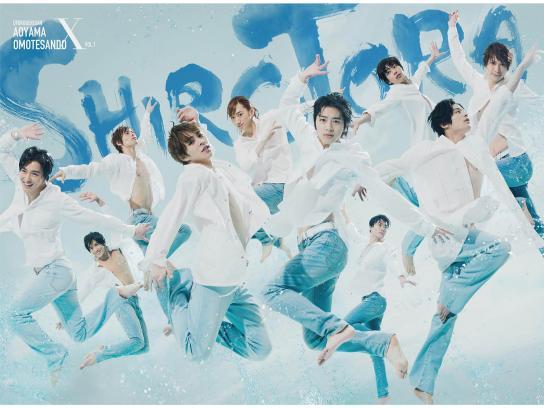 男劇団 青山表参道X 旗揚げ公演 『SHIRO TORA~beyond the time~』